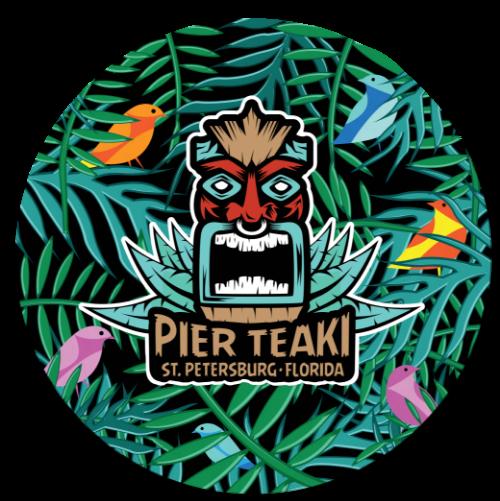 Pier Teaki